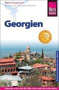 Cover-Bild zu Reise Know-How Reiseführer Georgien von Kriegenherdt, Marlies