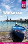 Cover-Bild zu Reise Know-How Reiseführer Bodensee von Schetar, Daniela