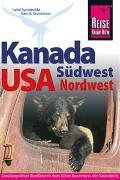 Cover-Bild zu Reise Know-How Reiseführer Kanada Südwest / USA Nordwest von Synnatschke, Isabel