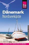 Cover-Bild zu Reise Know-How Reiseführer Dänemark - Nordseeküste von Hanewald, Roland