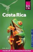 Cover-Bild zu Reise Know-How Reiseführer Costa Rica von Kirst, Detlev