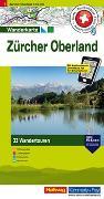 Cover-Bild zu Zürich Oberland Touren-Wanderkarte Nr. 1. 1:50'000 von Hallwag Kümmerly+Frey AG (Hrsg.)