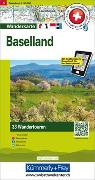 Cover-Bild zu Baselland Touren-Wanderkarte Nr. 9. 1:50'000 von Hallwag Kümmerly+Frey AG (Hrsg.)