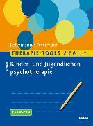 Cover-Bild zu Therapie-Tools Kinder- und Jugendlichenpsychotherapie (eBook) von Petermann, Franz