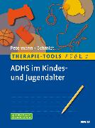 Cover-Bild zu Therapie-Tools ADHS im Kindes- und Jugendalter (eBook) von Petermann, Franz