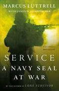 Cover-Bild zu Service: A Navy SEAL at War von Luttrell, Marcus