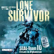 Cover-Bild zu Lone Survivor (Audio Download) von Robinson, Patrick