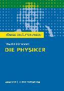 Cover-Bild zu Die Physiker. Königs Erläuterungen (eBook) von Dürrenmatt, Friedrich