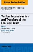Cover-Bild zu Tendon Repairs and Transfers for the Foot and Ankle, An Issue of Clinics in Podiatric Medicine & Surgery, E-Book (eBook) von Reeves, Christopher L