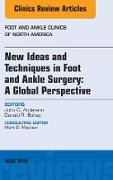 Cover-Bild zu New Ideas and Techniques in Foot and Ankle Surgery: A Global Perspective, An Issue of Foot and Ankle Clinics of North America, E-Book (eBook) von Anderson, John G.