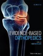 Cover-Bild zu Evidence-Based Orthopedics von Bhandari, Mohit