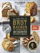 Cover-Bild zu Brot backen in Perfektion mit Sauerteig von Geißler, Lutz