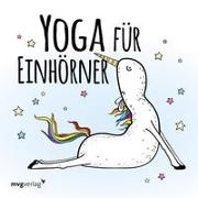 Cover-Bild zu Yoga für Einhörner