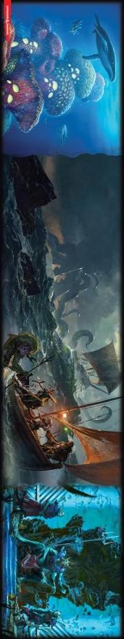Cover-Bild zu Dungeon Master's Screen - Geister von Salzmarsch von Mearls, Mike