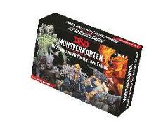 Cover-Bild zu D&D: Monsterkarten - Mordenkainens Foliant der Feinde von Mearls, Mike