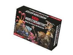 Cover-Bild zu D&D: Monsterkarten - Volos Almanach der Monster von Mearls, Mike