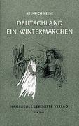 Cover-Bild zu Deutschland. Ein Wintermärchen von Heine, Heinrich