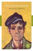 Cover-Bild zu Der grüne Heinrich von Keller, Gottfried