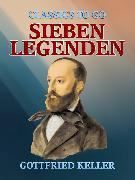 Cover-Bild zu Sieben Legenden (eBook) von Keller, Gottfried