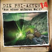Cover-Bild zu Die PSI-Akten, Folge 14: Aus einer anderen Welt (Audio Download) von Hrissomallis, Simeon
