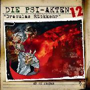Cover-Bild zu Die PSI-Akten 12: Draculas Rückkehr (Audio Download) von Hrissomallis, Simeon