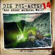 Cover-Bild zu Die PSI-Akten 14: Aus einer anderen Welt (Audio Download) von Hrissomallis, Simeon