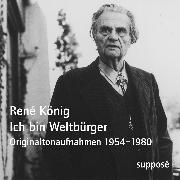 Cover-Bild zu Ich bin Weltbürger (Audio Download) von König, René