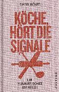 Cover-Bild zu Köche, hört die Signale! (eBook) von Höner, David