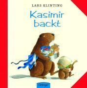 Cover-Bild zu Kasimir backt von Klinting, Lars