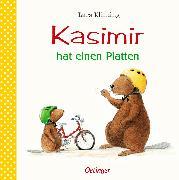 Cover-Bild zu Kasimir hat einen Platten von Klinting, Lars
