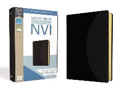 Cover-Bild zu Santa Biblia NVI, Ultrafina, Negra