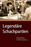 Cover-Bild zu Legendäre Schachpartien von Köhler, Peter