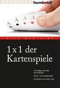 Cover-Bild zu 1 x 1 der Kartenspiele von Danyliuk, Rita