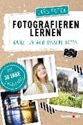 Cover-Bild zu Fotografieren lernen von Poeck, Lars
