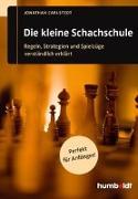 Cover-Bild zu Die kleine Schachschule von Carlstedt, Jonathan