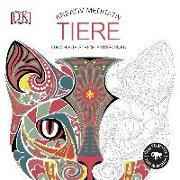 Cover-Bild zu Kreativ meditativ Tiere