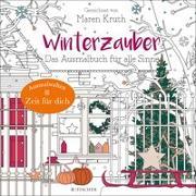 Cover-Bild zu Winterzauber von Kruth, Maren