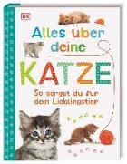 Cover-Bild zu Alles über deine Katze
