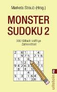 Cover-Bild zu Monster Sudoku 2 von Straub, Marketa (Hrsg.)