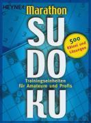 Cover-Bild zu Marathon-Sudoku