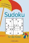 Cover-Bild zu Sudoku für die Ferien von Rossa, Wiebke (Hrsg.)
