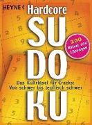 Cover-Bild zu Hardcore-Sudoku