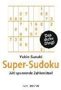 Cover-Bild zu Super-Sudoku von Suzuki, Yukio