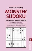 Cover-Bild zu Monster-Sudoku von Straub, Marketa (Hrsg.)