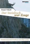 Cover-Bild zu Der Steinbock war Zeuge