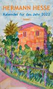 Cover-Bild zu Insel-Kalender für das Jahr 2022 von Hesse, Hermann