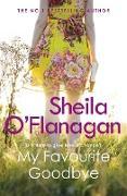 Cover-Bild zu My Favourite Goodbye (eBook) von O'Flanagan, Sheila