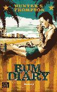 Cover-Bild zu Rum Diary (eBook) von Thompson, Hunter S.
