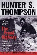 Cover-Bild zu Proud Highway (eBook) von Thompson, Hunter S.