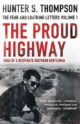 Cover-Bild zu The Proud Highway (eBook) von Thompson, Hunter S.